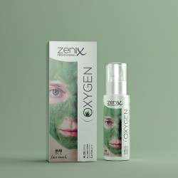 OXYGEN & COLLAGEN FACE MASK ALOE VERA 70 ML