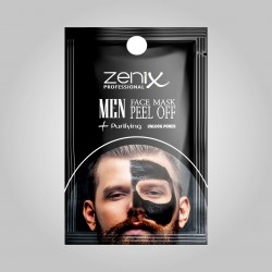 MEN FACE SERIES SACHETS PEEL OFF MASK 15 ML